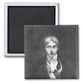 Self portrait, 1798 magnet