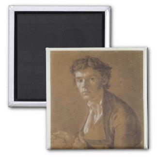 Self Portrait, 1802 Refrigerator Magnets