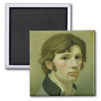 Self-portrait, 1802 fridge magnet