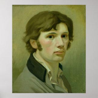 Self-portrait, 1802 poster