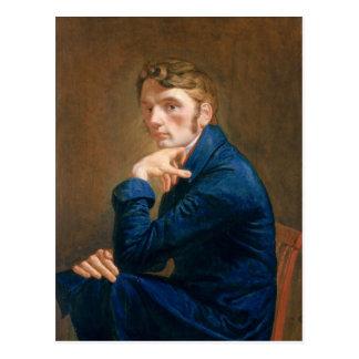 Self Portrait, 1805 Postcard