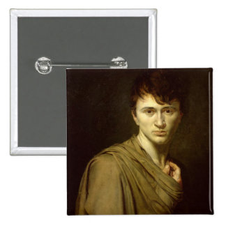 Self Portrait, 1806 Button