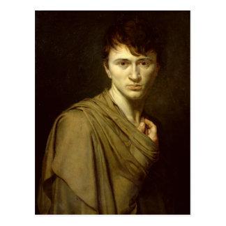 Self Portrait, 1806 Postcard