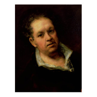 Self Portrait, 1815 Postcard