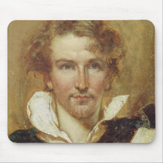 Self Portrait, 1823 (oil on paper on panel) Mouse Pad
