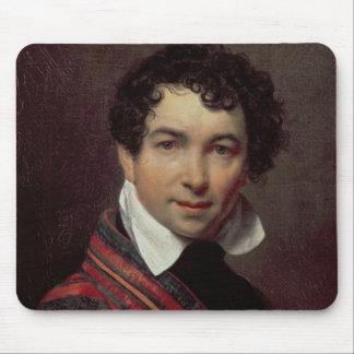 Self Portrait, 1828 Mouse Pad