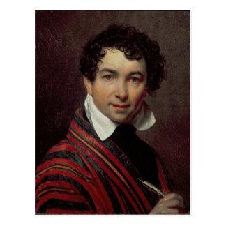 Self Portrait, 1828 Postcard