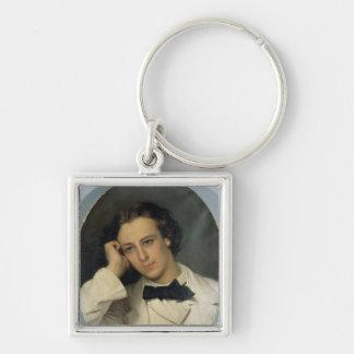 Self Portrait, 1862 Keychain