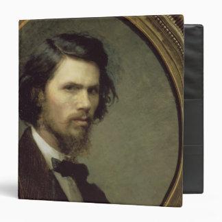 Self Portrait, 1867 Binder