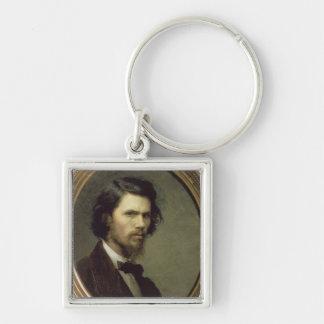 Self Portrait, 1867 Keychain
