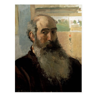 Self Portrait, 1873 Postcard