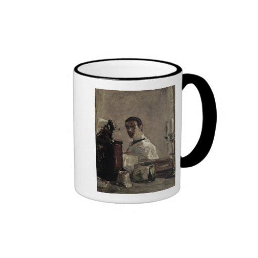 Self Portrait, 1880 Mug