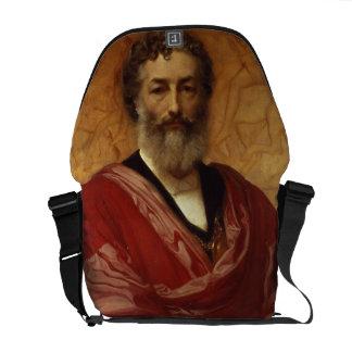 Self Portrait, 1880 (oil on canvas) Courier Bag