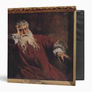 Self Portrait, 1889 Binders