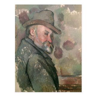 Self Portrait, 1890-94 Postcard