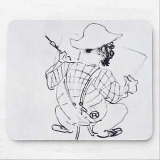 Self Portrait, 1896 Mouse Pad