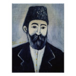 Self Portrait, 1900 Poster
