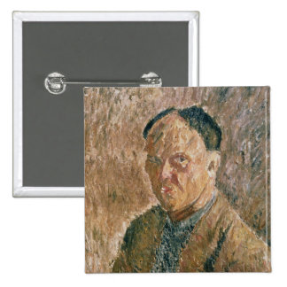 Self Portrait, 1923 Pinback Button