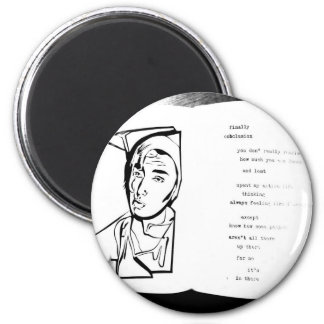 Self Portrait 2003 Magnet