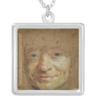 Self Portrait 2 Silver Plated Necklace