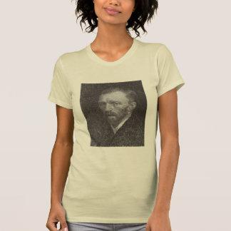 Self-portrait 2 shirts