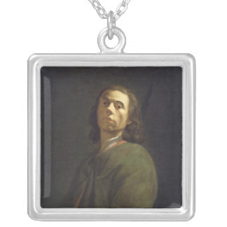Self Portrait 3 Silver Plated Necklace