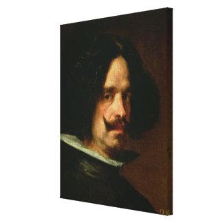 Self Portrait 4 Canvas Print
