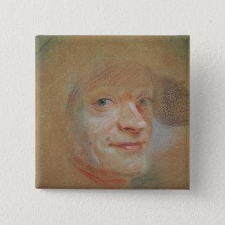Self Portrait 4 Pinback Button