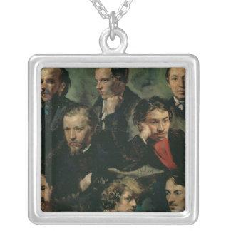 Self Portrait and Portraits of Friends, 1864 Pendants