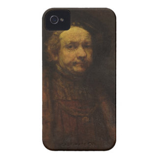 Self Portrait as an Old Man, c.1664 (oil on canvas iPhone 4 Case