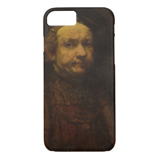 Self Portrait as an Old Man, c.1664 (oil on canvas iPhone 8/7 Case