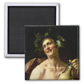 Self Portrait as Bacchus Magnet
