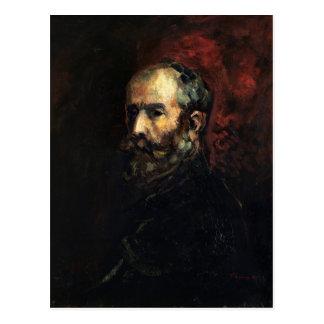 Self Portrait as Henri IV, 1870 Postcard