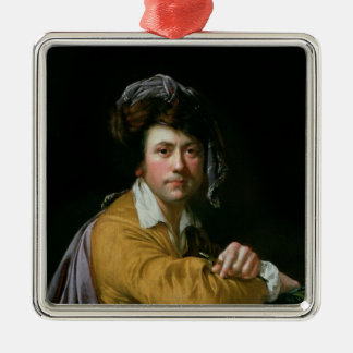 Self Portrait at the age of about Forty, c.1772-3 Ornaments