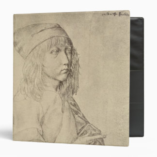 Self portrait at the age of thirteen, 1484 binder