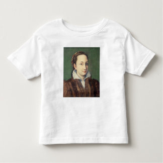 Self portrait, attired as maid-of-honour t-shirts
