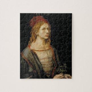 Self Portrait by Albrecht Durer 1493 Puzzles