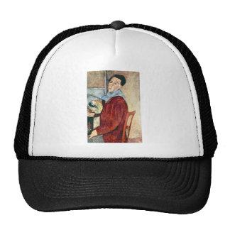 Self Portrait by Amedeo Modigliani Trucker Hat