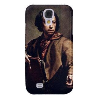 Self Portrait by Anton Raphael Mengs Galaxy S4 Case