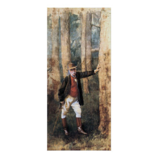 Self Portrait by James Tissot Print