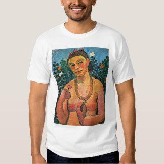 Self-Portrait By Modersohn-Becker Paula T-shirt