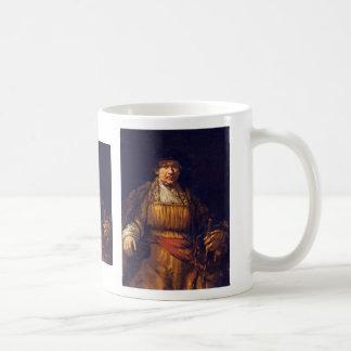 Self-Portrait By Rembrandt Harmensz. Van Rijn Coffee Mugs