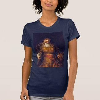 Self-Portrait By Rembrandt Harmensz. Van Rijn T-shirt