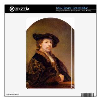 Self-Portrait by Rembrandt Harmenszoon van Rijn Sony Reader Skins