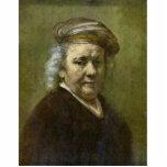 Self-Portrait  By Rembrandt Van Rijn Photo Sculptures