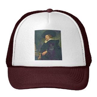 Self-Portrait By Rubens Peter Paul (Best Quality) Trucker Hat
