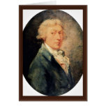 Self-Portrait By Thomas Gainsborough Greeting Cards