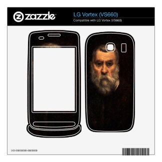 Self Portrait by Tintoretto Skins For The LG Vortex