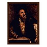 Self-Portrait By Titian Postcards