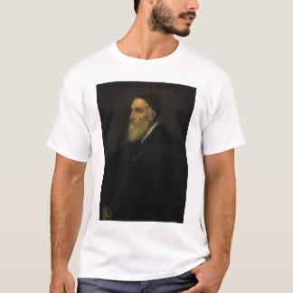 Self Portrait by Titian, Renaissance Art T-Shirt